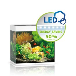 Juwel Lido 120 LED Aquarium Set weiß