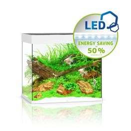 Juwel Lido 200 LED Aquarium Set weiß