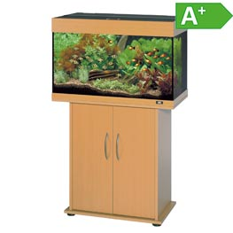 Juwel Rio 125 LED Aquarium Kombination buche