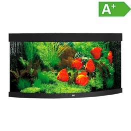 Juwel Trigon LED 350 Aquarium Set schwarz