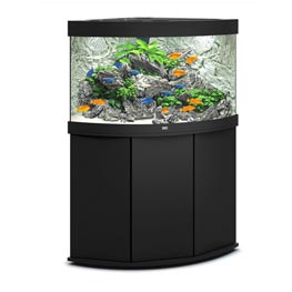 Juwel Trigon LED 190 SBX Aquarienkombination  Schwarz