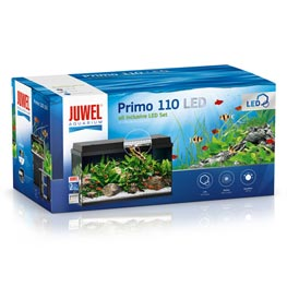 Juwel Primo 70 LED schwarz Aquarien-Set