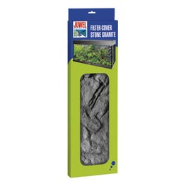 Juwel: Filter-Cover Stone Granite  2-teilig