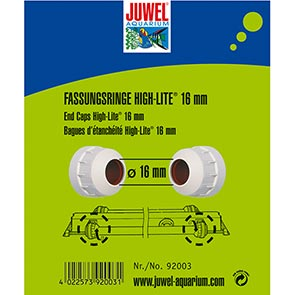 Juwel: Fassungsringe High-Lite 16mm T5  2Stk.