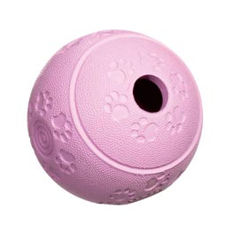 Karlie Flamingo Bommer Cat Snackball ø 7cm rosa
