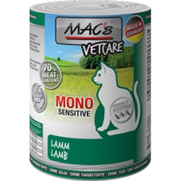 Macs Mono sensitive Lamm 400 g