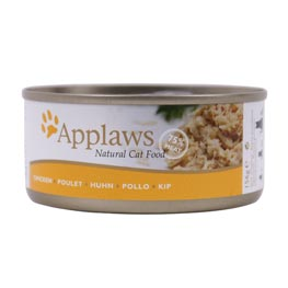 Applaws Natural Cat Food Hühnerbrust  156 g