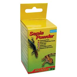Lucky Reptile Sepia Powder  50g