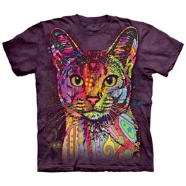 The Mountain T-Shirt Abyssinian Russo  4XL