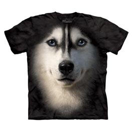The Mountain T-Shirt Child Siberian Face  L