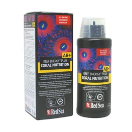 Red Sea reef energy plus Coral Nutrition AB+  500 ml