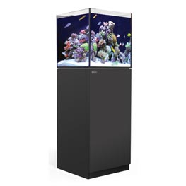 Red Sea: REEFER Nano Schwarz 77 Liter Aquariumkombination