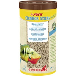 Sera: Cichlids Sticks  1000ml