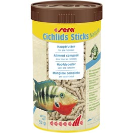 Sera: Cichlids Sticks  250 ml