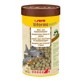 Sera Viformo Nature  250ml (ca. 640 Tabs)