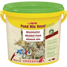 Sera: Pond Mix Royal  3,8 Liter