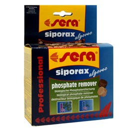 Sera Siporax algovec Professional phosphate remover  210 g
