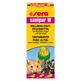 Sera: Sanipur W  15ml