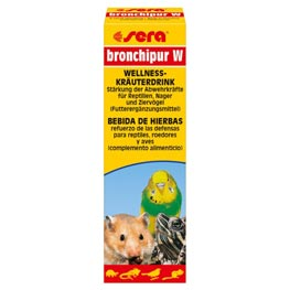 Sera: Bronchipur W  50ml