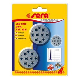 Sera: LED Chips UV-A 2 Watt  2 Stk.