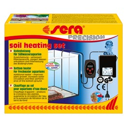 Sera: Soil Heating Set  1Stk.