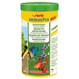 Sera ImmunPro Mini Züchterfutter  1000ml