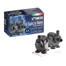 Sicce Syncra Nano Wet & Dry Multifunktionspumpe
