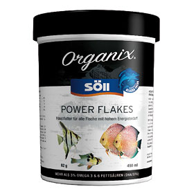 Söll: Organix Power Flakes  5 l