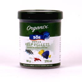 Söll: Organix Super Kelb Flakes  490 ml (62 g)