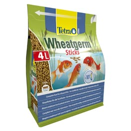 Tetra: Pond Wheatgerm Sticks  4 l