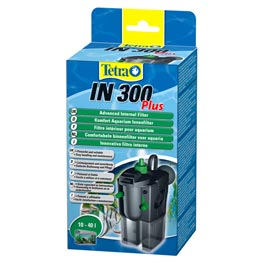 Tetra: Terratec IN 300 plus Komfort Aquarien Innenfilter  5 Watt