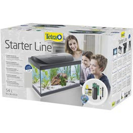 Tetra Starter Line LED Aquarium - Set  54 Liter