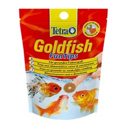 Tetra Fischfutter Goldfish Fun 20 Tabletten  8g