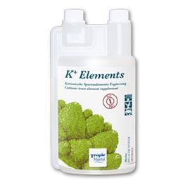 Tropic Marin: Pro-Coral K+ Elements 1 Liter