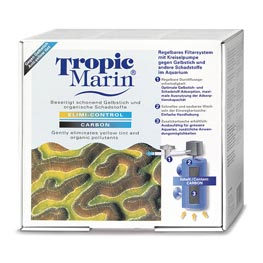 Tropic Marin: Elimi-Control Carbon Innovatives Filtersystem