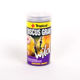 Tropical: Discus Gran Wild  250ml / 85g