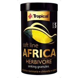 Tropical Africa Herbivore size S  250ml