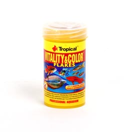 Tropical: Vitality & Color Flakes  20g / 100ml