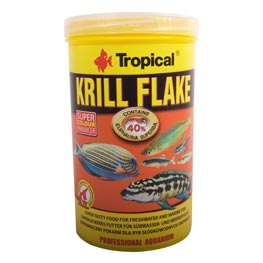 Tropical Krill Flake  200g/1000ml