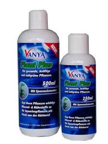 Vanya: Plant Plus 500ml