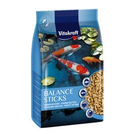 Vitakraft Pond Food Balance-Sticks  6 Liter
