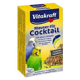 Vitakraft Mauser-Fit Cocktail für Wellensittiche  200g