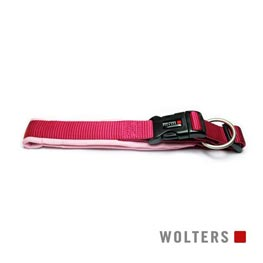 Wolters Cat & Dog Halsband Professional Gr. 7 55-60cm x 35mm  himbeer/rose