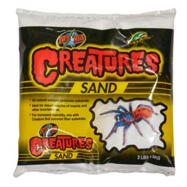 Zoo Med Creatures Sand  0,9kg