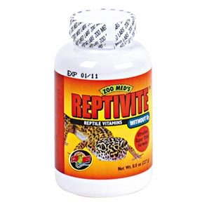 Zoo Med Reptivite ohne D3 57g
