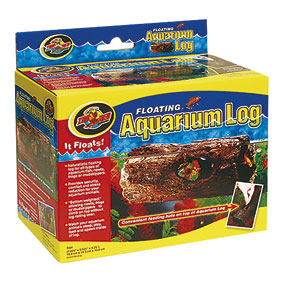 Zoo Med Floating Aquarium Log Medium  22,6x11,9x10,8cm