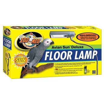 Zoo Med Avian Sun Deluxe Floor Lamp G 252 Nstig Zoo Zajac
